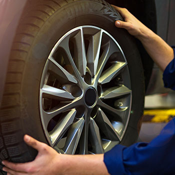 tires repair and replacement